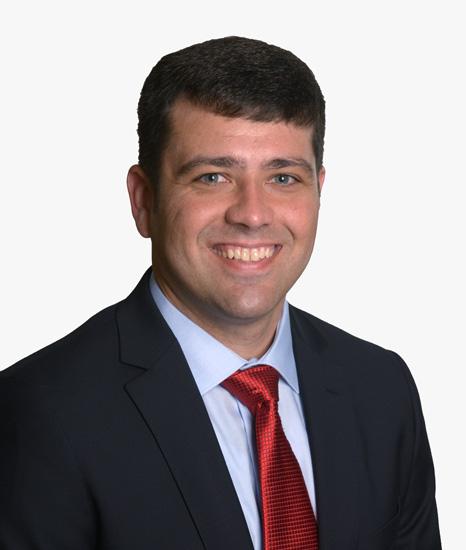 portrait of Brett Bennett, M.D.