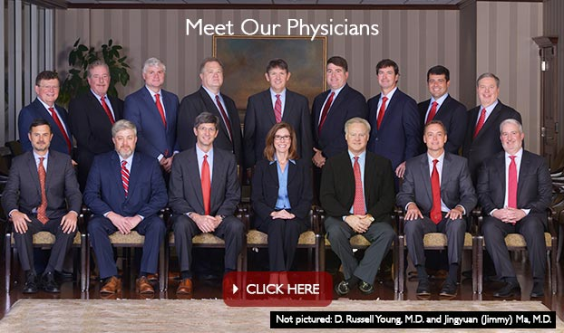 Meet Our Cardiologists - Jackson Heart Clinic
