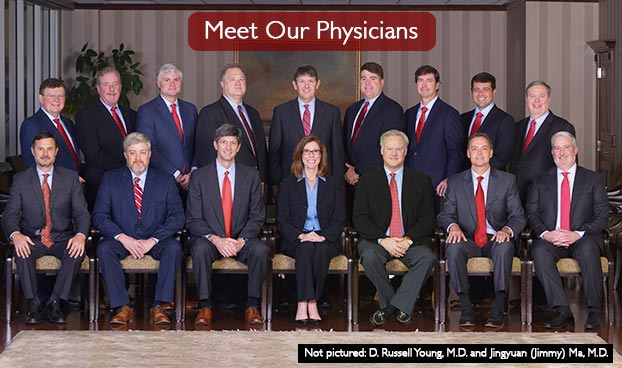Meet Our Cardiologists - Jackson Heart Clinic