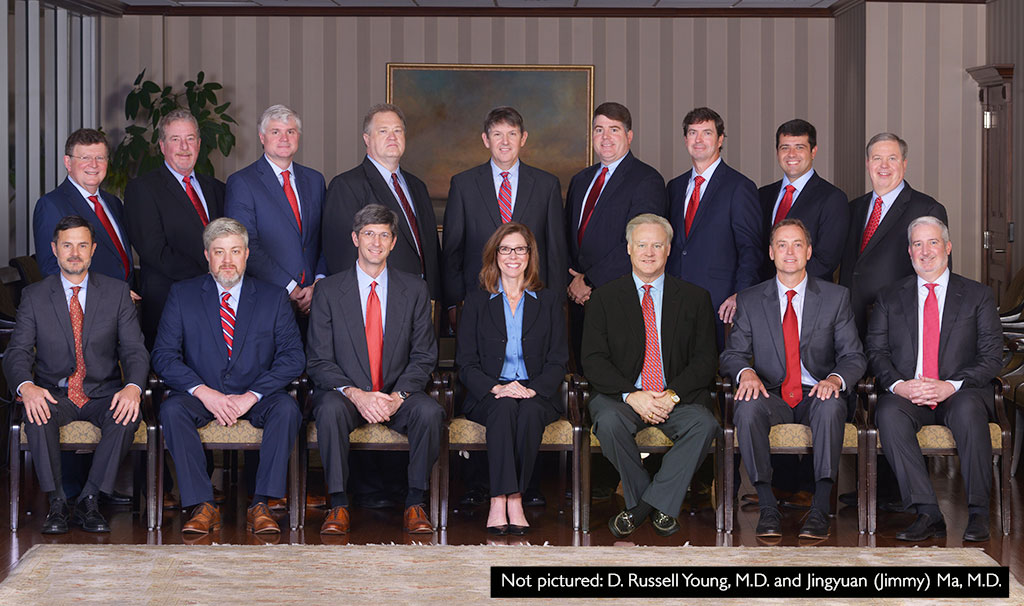 Physicians Group Photo 2020